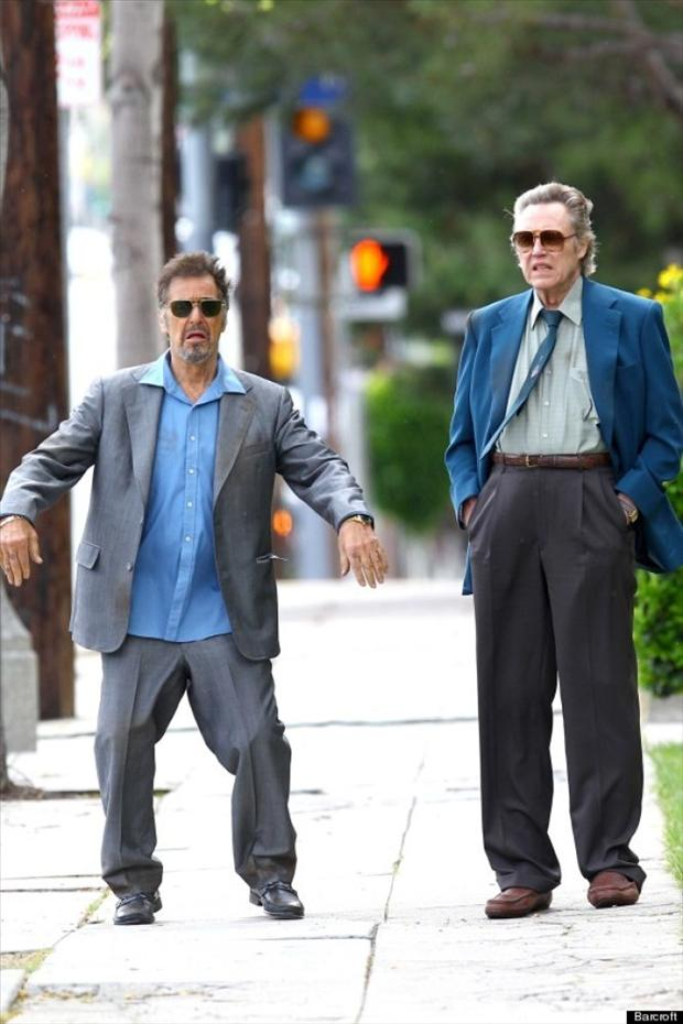 Best of 2012 pictures, Al pacino and christopher walken