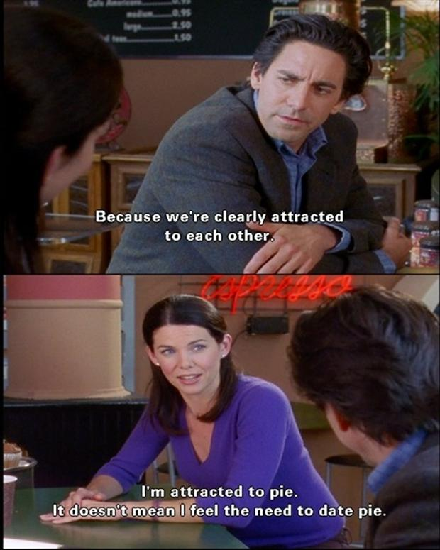 Gilmore girls funny quotes