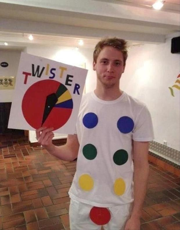 I see what you did there, twister