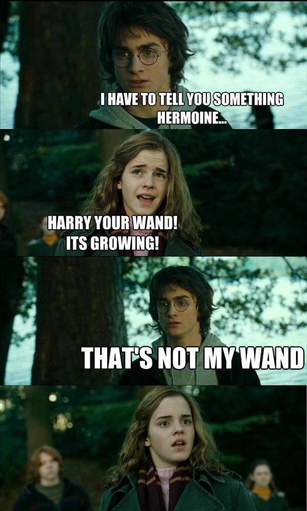 Not-my-wand