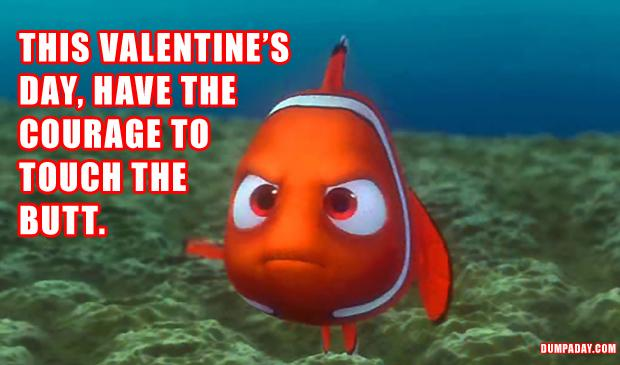 a finding nemo valentine's day pictuers