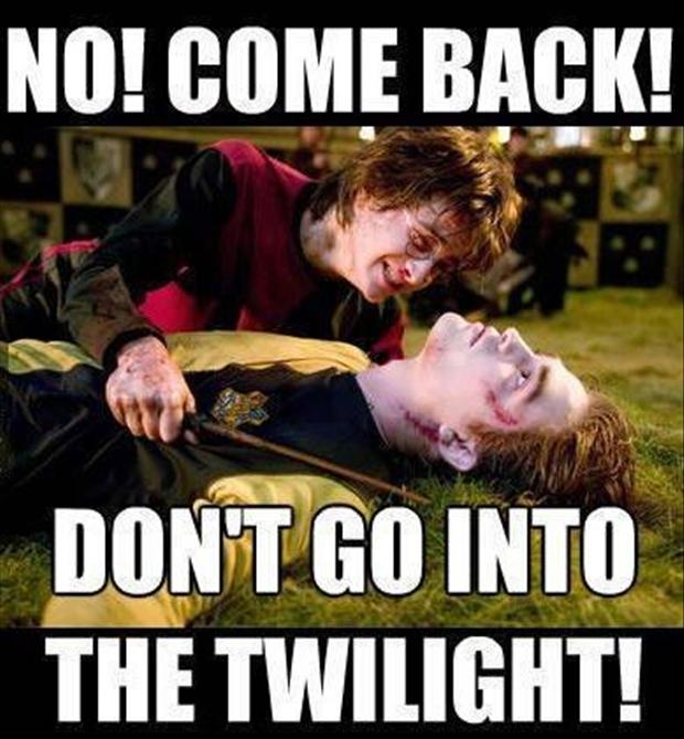 a funny harry potter pictures