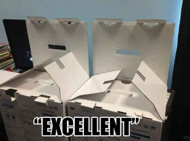 a funny pictures, boxes