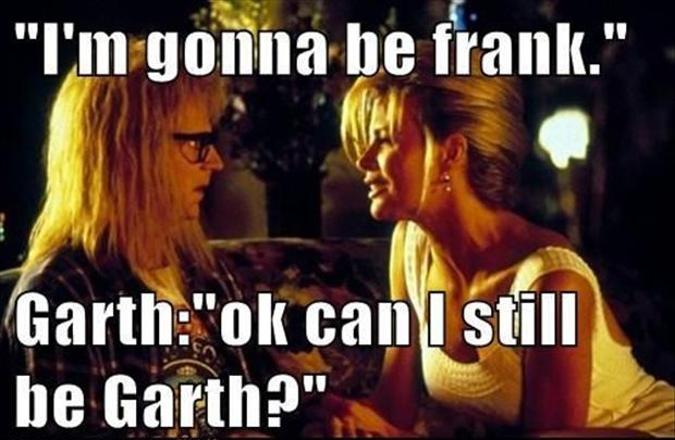 a funny pictures, waynes world, garth