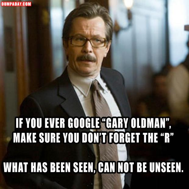 a gary oldman, funny pictures