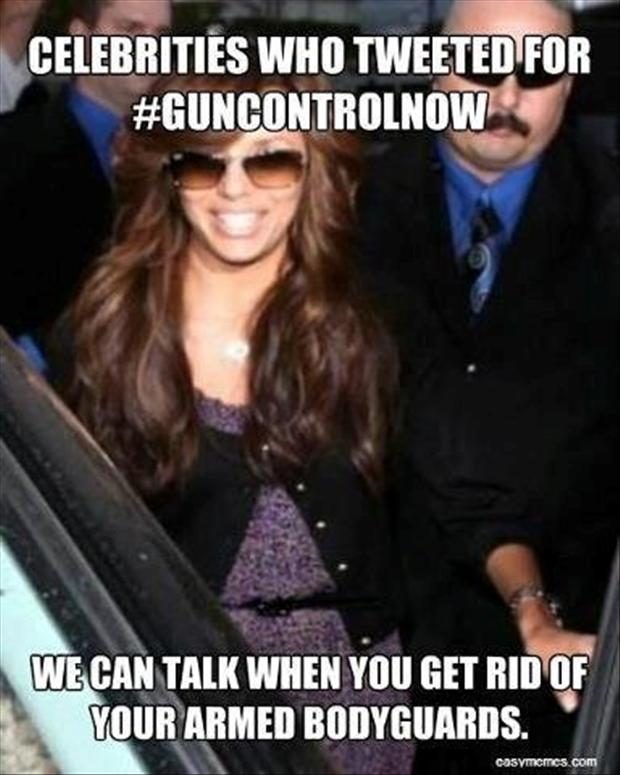 a gun control now, celebrities