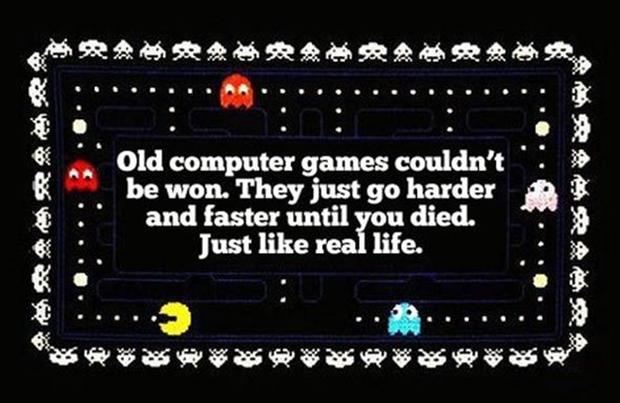 a old video games, funny pictures