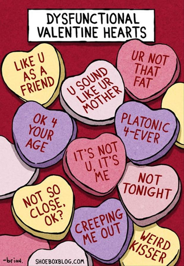 a valentines day pictures funny