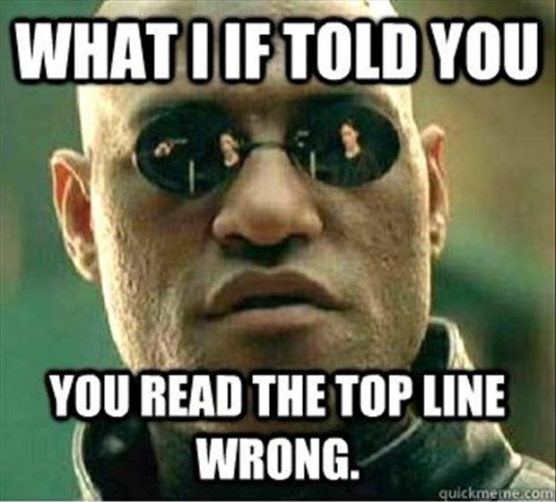 a what if I told you meme, funny pictures