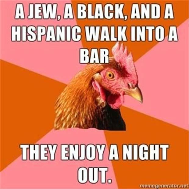 anti joke chicken meme, dumpaday (10)