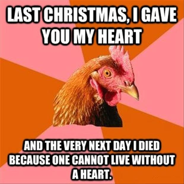 Funny chicken memes - photo#21