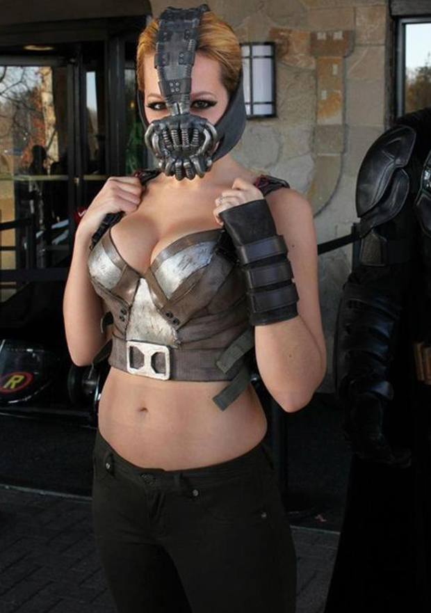 bane, from batman rises