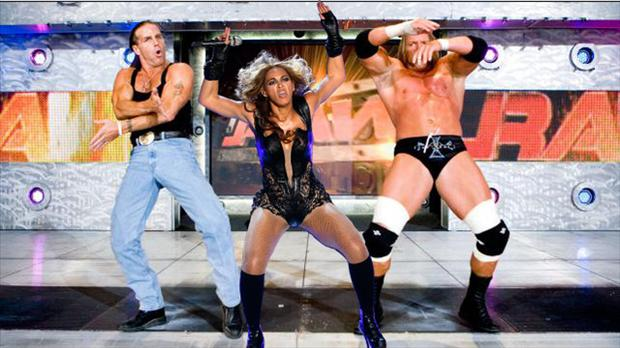 beyonce super bowl pictures, funny wrestling