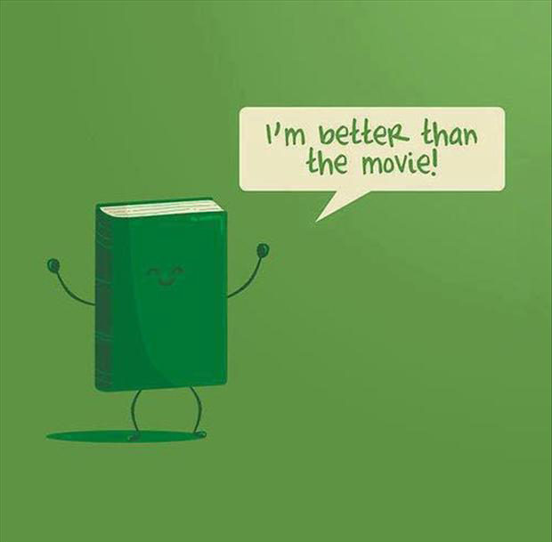 book is better than the movie