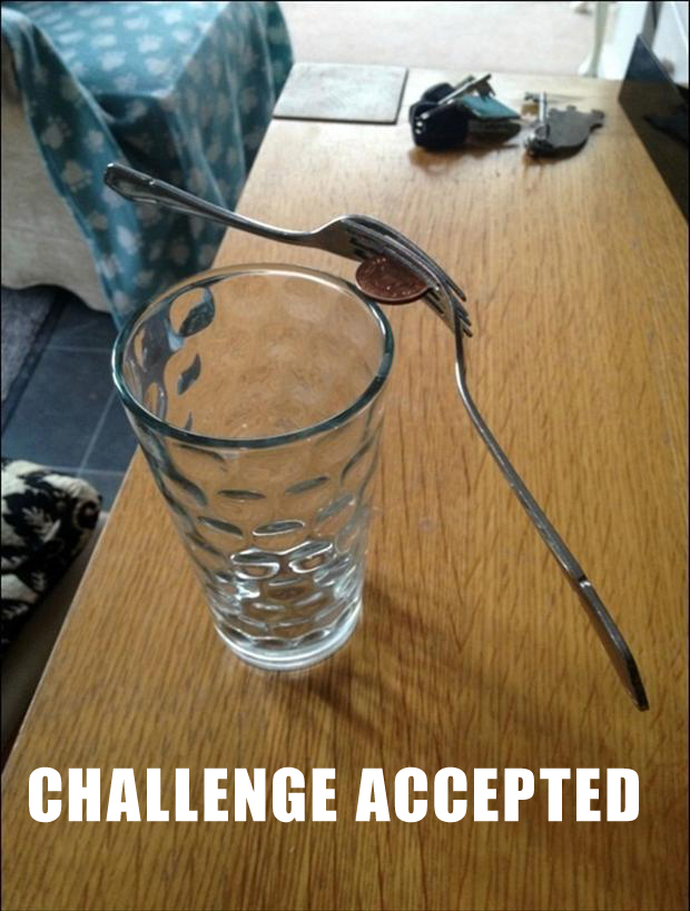 challenge accepted, balancing act