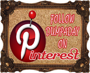 dump's pinterest button
