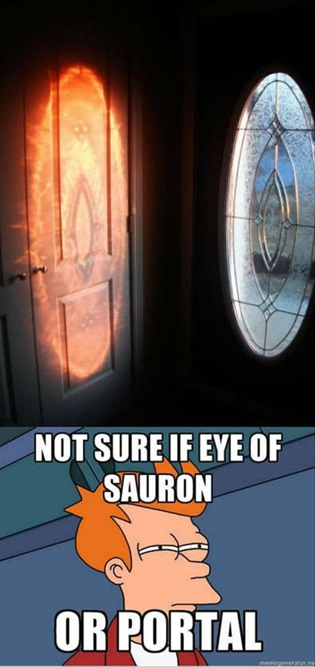 eye of saron, funny pictures