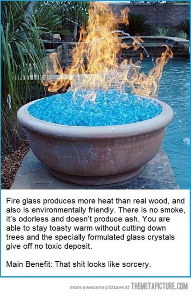fire glass, funny pictures