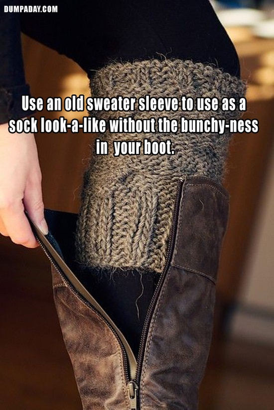 fun tips for boots