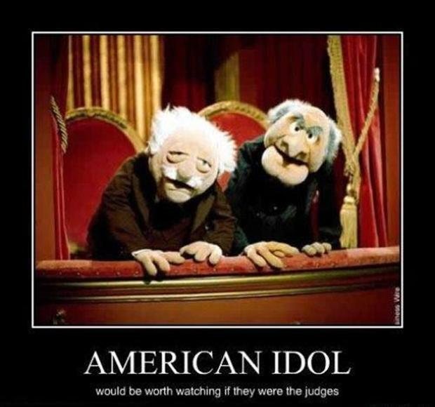 funny american idol judges