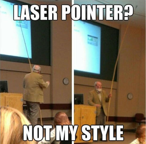 funny college professors