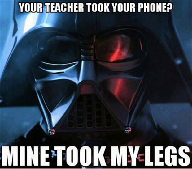 funny darth vadar pictures