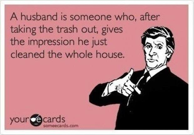 funny definitions of a husband