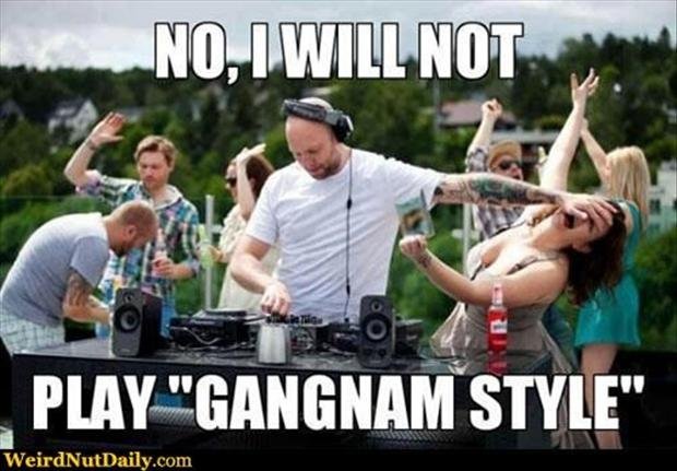 funny gangnam style pictures