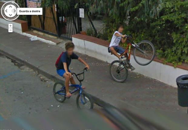 Funny Google Maps See Everything Pics