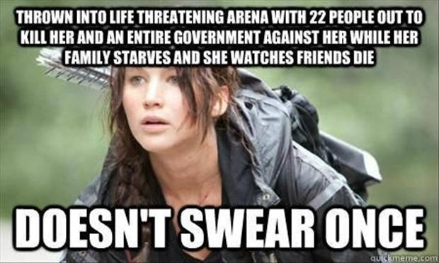 funny hunger games pictures
