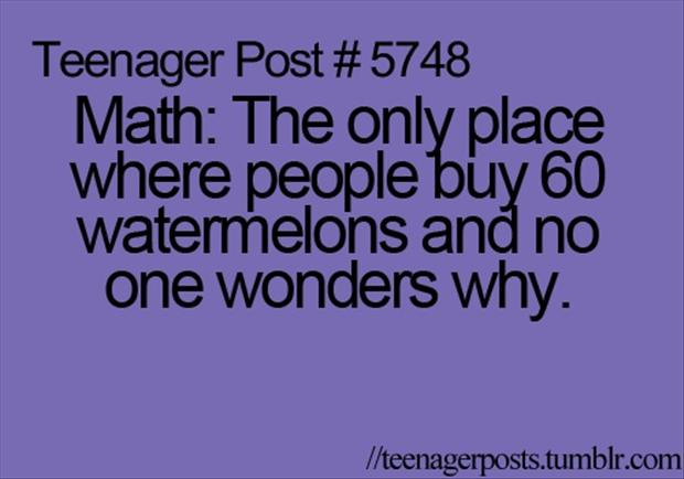 funny math jokes