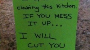 Funny Notes – 12 Pics