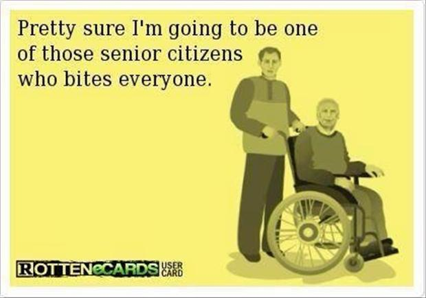 funny old people