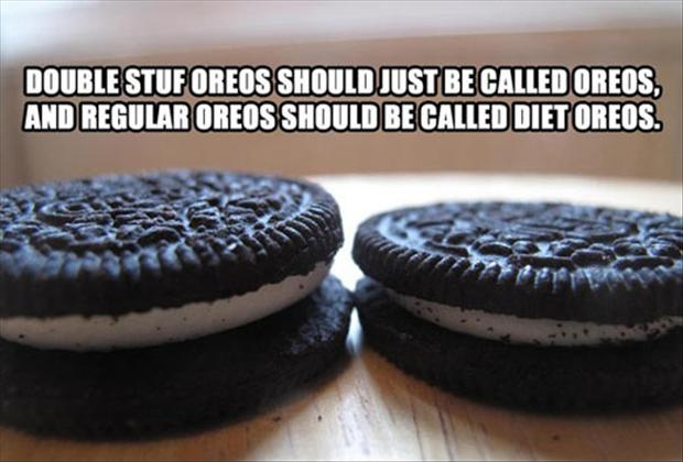 funny oreo pictures