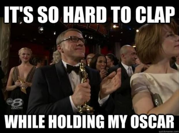 funny oscar pictures