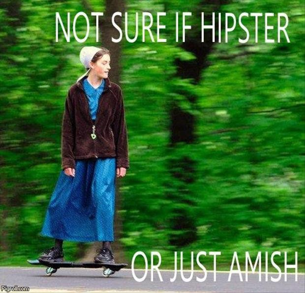 funny pictures amish