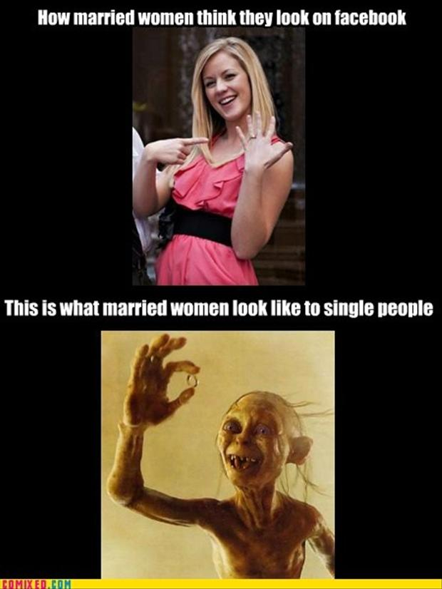 funny pictures, married women