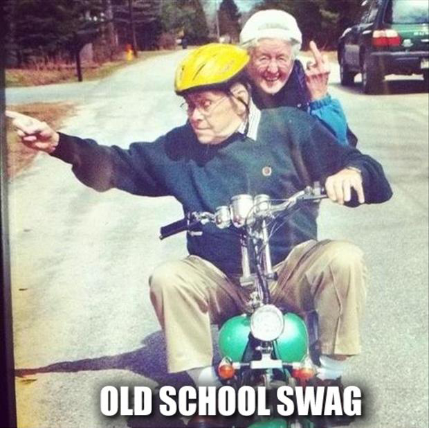 funny pictures, old school