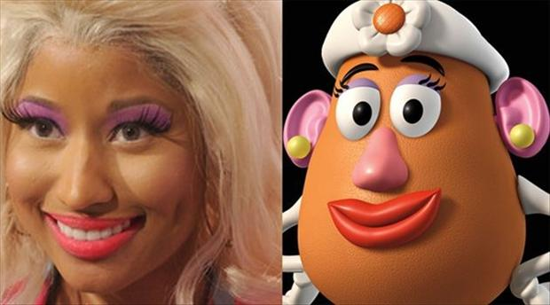 funny pictures, potato head