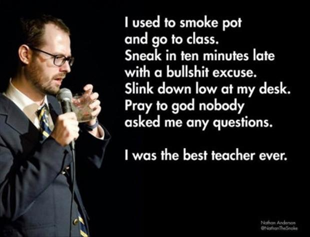 funny pictures smoking weed