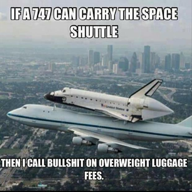 funny pictures, space shuttle
