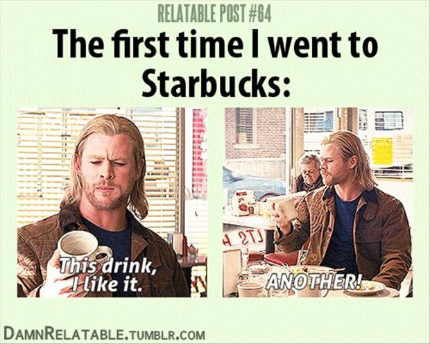 funny pictures, star bucks