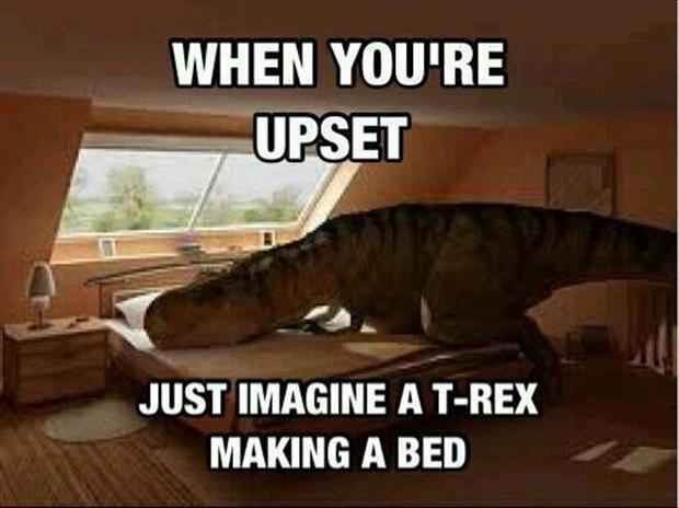 funny pictures t rex