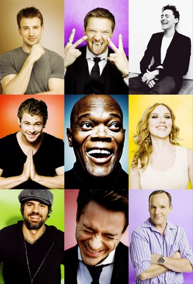 funny pictures, the avengers
