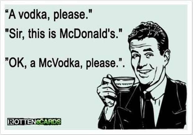 funny pictures, vodka