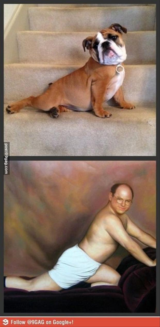 funny posing pictures