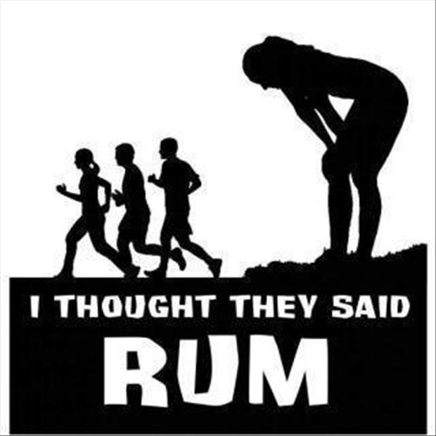 funny rum pictures