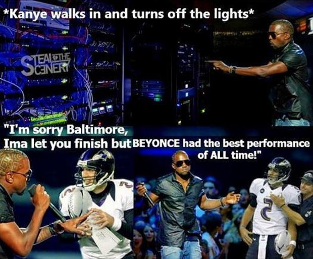 funny super bowl half time pictures