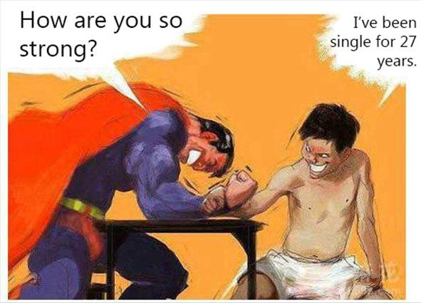 funny superman comics