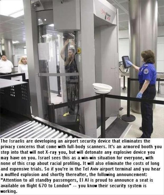 funny tsa, airport security